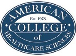 American College of Healthcare Sciences Logo