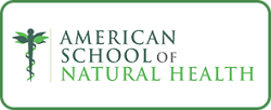 American School of Natural Nutrition Logo